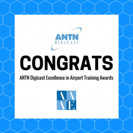 Airport recognized for excellence in training