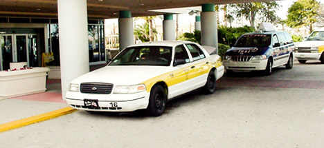 Cabs Are Available At The East End Of Terminal Located Just Outside Bag Claim Area Limousine Service Is On Demand With Several Services